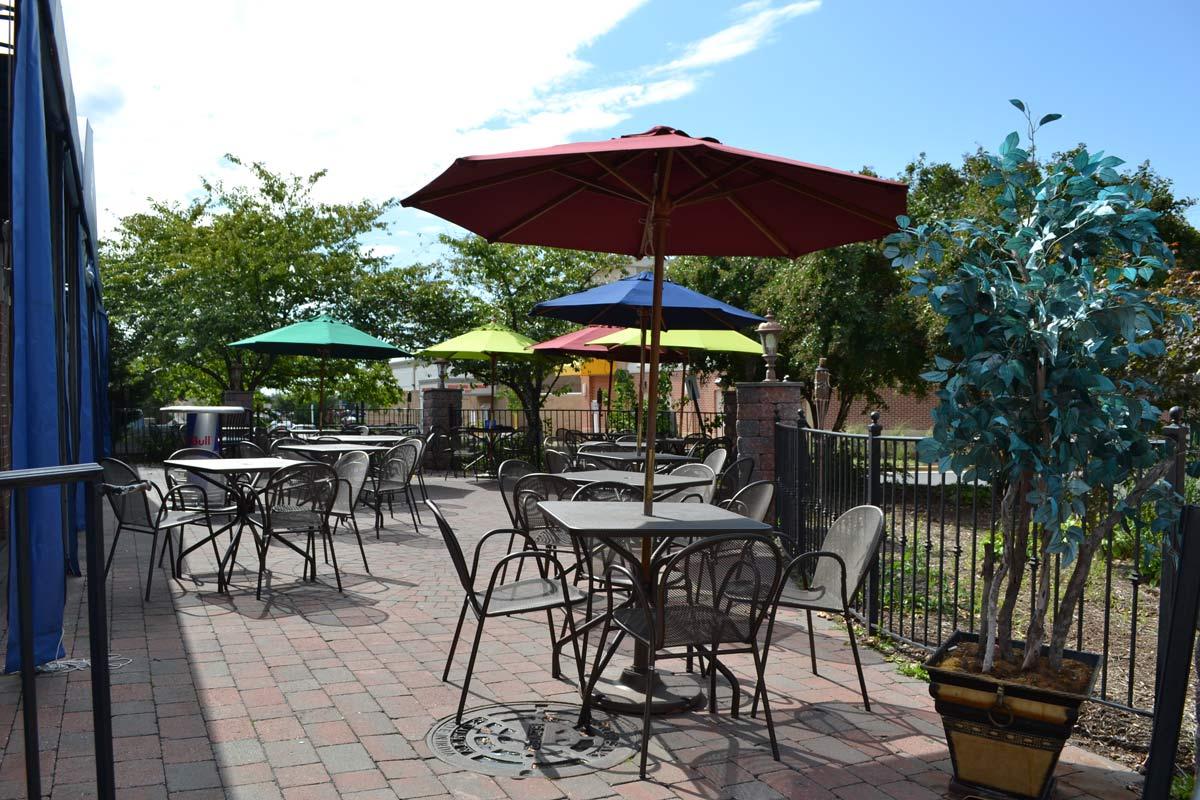 Party Patio - Backyard Grill Restaurant