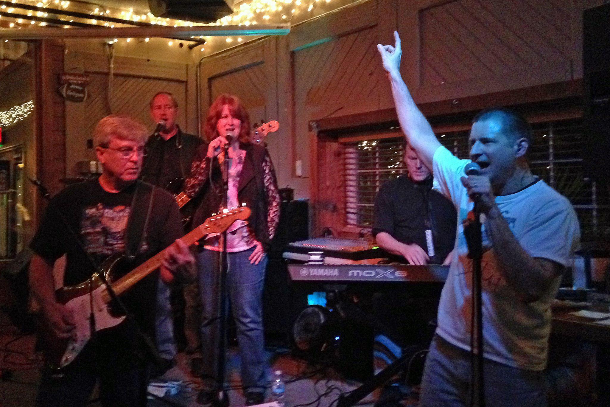 Live Music: Top Shelf Rock - Backyard Grill Restaurant