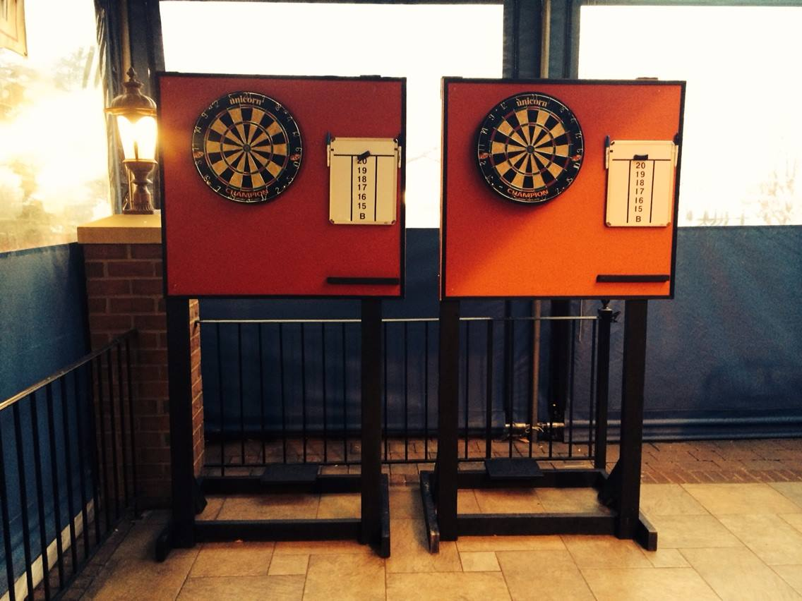 Darts Now At Our Chantilly Bar!