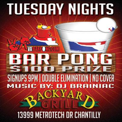 bar pong