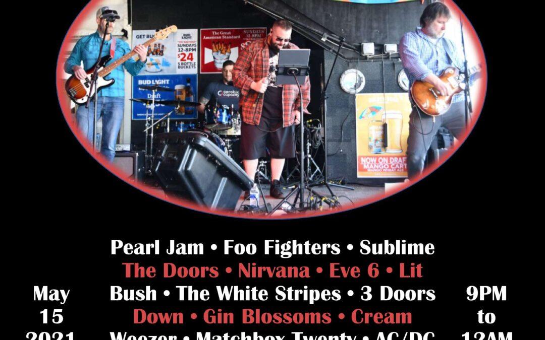 King & Fools Live Band